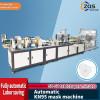 Full Automatic High Speed KN95 Mask Macking Machine 50-60pcs/MIN