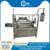 Automatic 6 channels KF94 fish mask machine 100pcs per min