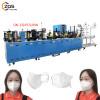 2021 fully automatic high speed customized13 servo motors 4 ultrasonic KN95 N95 2D face mask making machine