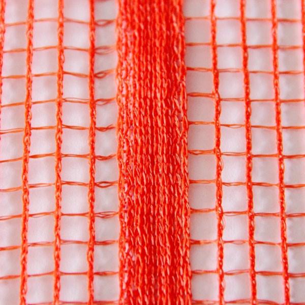 NFPA701 with UV Orange construction safety debris netting