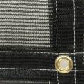 70% Shade Black Heavy Duty Mesh Tarps With UV warranty