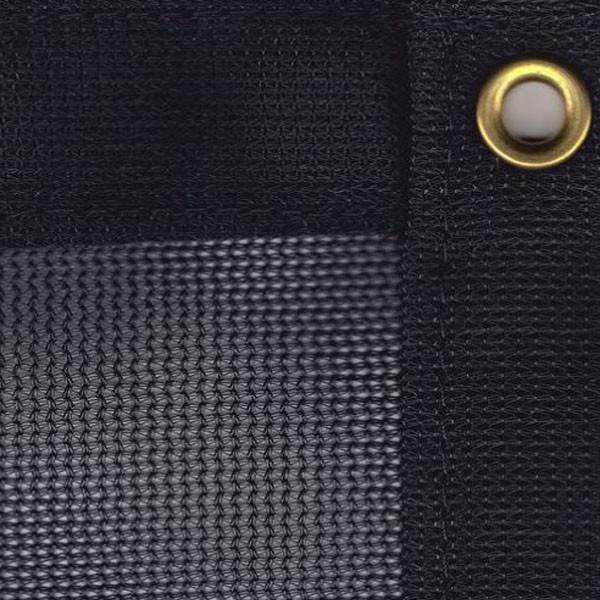 Lona de malla tejida para camiones de servicio pesado con garantía UV
