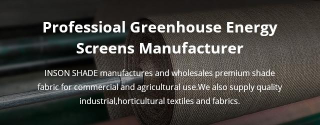 Shade Cloth Fabric