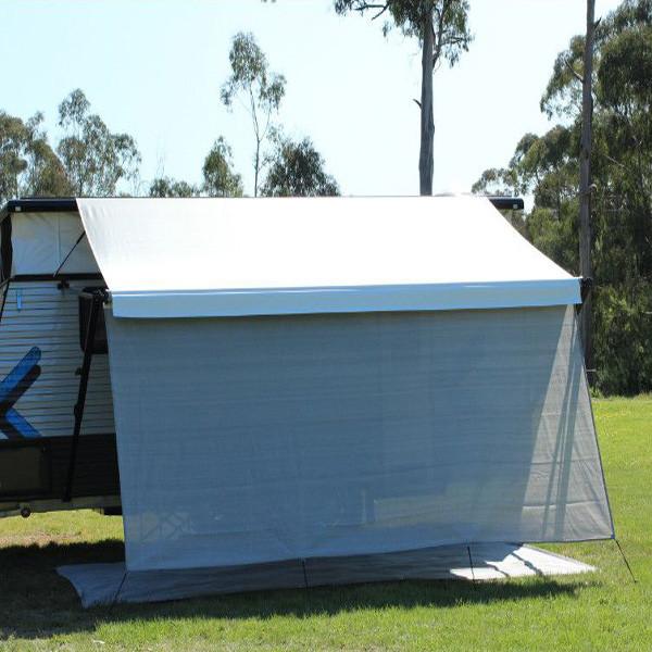 Pantallas de privacidad para caravanas | Pantallas de sombra para toldos para caravanas