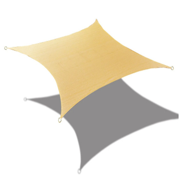 Square Shade Sails Kit with Mounting Hardware