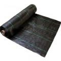 Tejido de cobertura del suelo con estabilizador UV