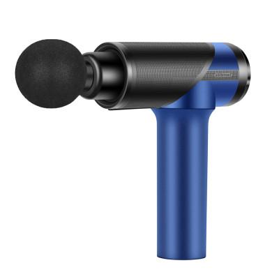 Aluminum alloy 10-speed Fascia Massage Gun Deep Tissue Massage Gun High Frequency Electric Sports
