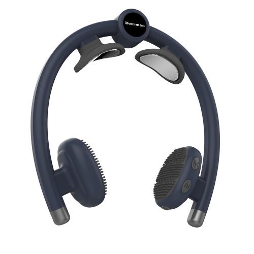 Electric Wireless neck shoulder massager shiatsu pulse back and neck head massager Smart Neck Massage