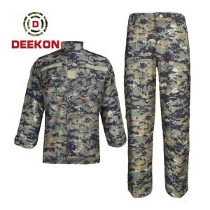 DEEKON military manufacture Best Woodland Chile Camouflage Uniform Army Combat Uniform