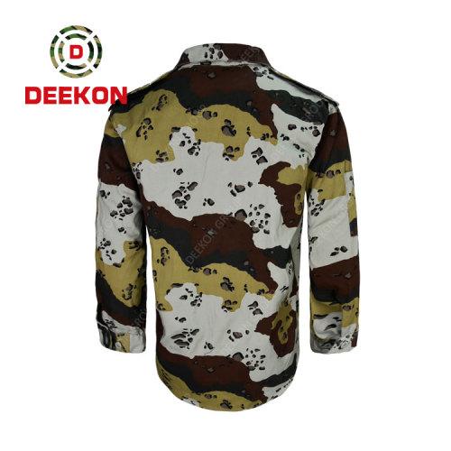 Deekon manufacture Best America 6 colour Desert Camo Pattern Plain Combat Uniform