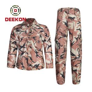 Deekon Manufacture Oman DPM Camouflage Battle Dress Uniform for Army