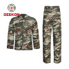Chinese supply High Quality Cameroon Lizard Camo  Military Battle Dress Uniform
