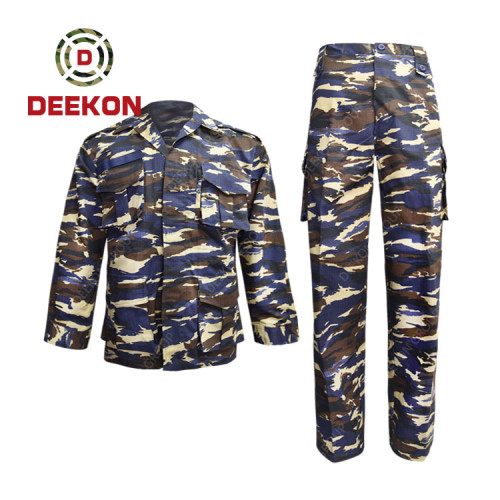 Top Quality Namibia Water Lizard Nylon and Cotton  Military Fatigues--BDU wholesale