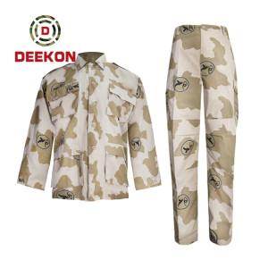 Deekon company Top Quality South Sudan Desert Camouflage Military Army Uniform--BDU