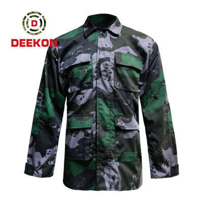 Deekon supply Philippines Camouflage NC Military Army Suit for Soliders
