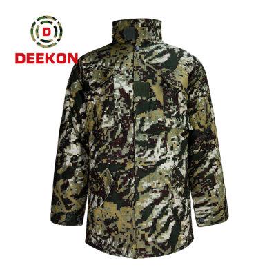 Deekon Military Jacket Factory for Peru Camouflage M65 jacket Military Uniform