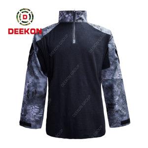 China DEEKON factory supply Fire Retardent FORG uniform for army using