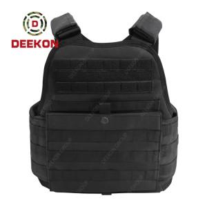 Supplier Bulletproof Vest Custom Tactical Level 4 Protective Plate Carrier