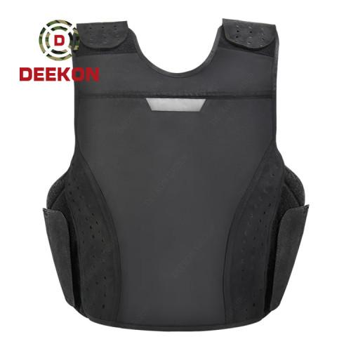 Manufacturer Police Bulletproof Vest Kevlar Material with Nice Design
