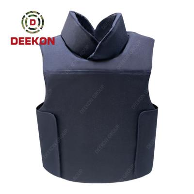Supplier Bulletproof Vest with Blue Pocket NIJ Standard for Hard Plate