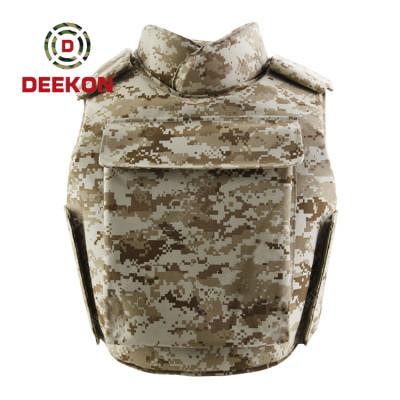 Manufacturer Bullet Proof Vest Self-defense Concealable Ballistic Aramid Desert Camouflage