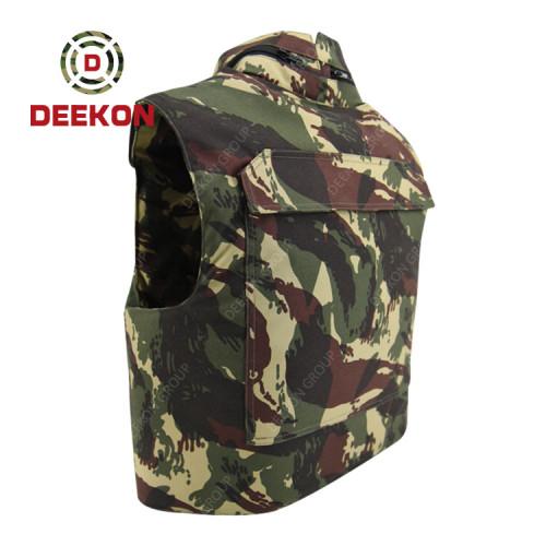 Supplier Custom Bulletproof Vest Cameroon Hot Sale Molle Security Camo