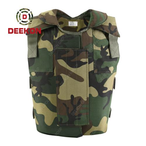 Supplier Bulletproof Vest Protective Combat Vest Woodland Camouflage Custom Tactical Military
