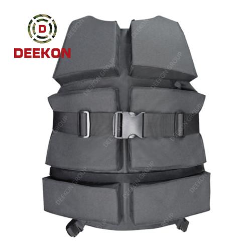 Supplier Bulletproof Vest Body Armor Military NIJ IIIA Floating  for Navy Use
