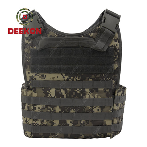 Supplier Bulletproof Military Vest Army Body Armor 600D/900D Molle System Tactical Vest