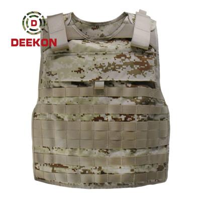 Supplier Bulletproof Vest Saudi Arabia Digital Desert Camouflage  Vest Molle Outdoor Combat