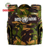Manufacturer Bulletproof Vest for The United Nations Camouflage Training Military