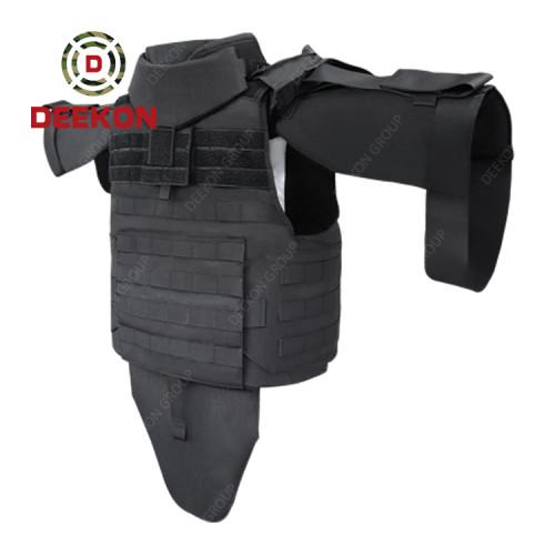 Manufacturer Bulletproof Vest Uganda Full Body Armor Army Neck Protection Body Armor