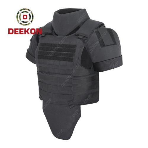 Supplier Bulletproof Vest NIJ Standard Full Body Protection