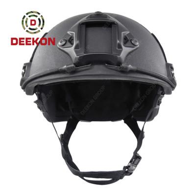 Deekon Factory Bulletproof Fast Helmet Military Equipment of Ballistic Helmet Level IIIA