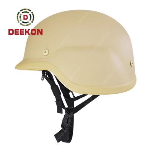 Miliary Khaki Bulletproof Helmet For Malawi Combat Ballistic Helmet with High Quality