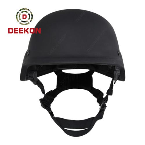 NIJ IIIA Stand Police Army Used Aramid Material PASGT Bulletproof Helmet