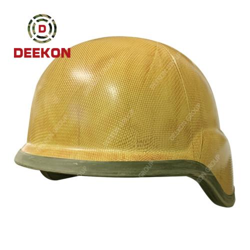 Algeria PASGT Bulletproof Helmet without Painting Kevlar Material