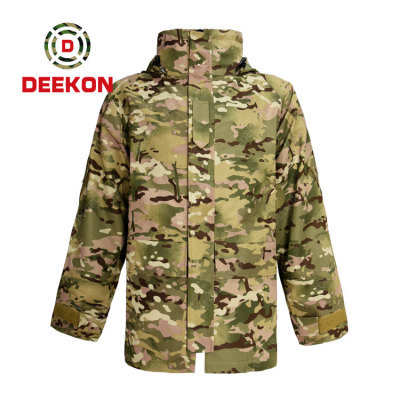 Military Jacket Supply Multicam Camouflage OEM Army Combat Tactical Jacket