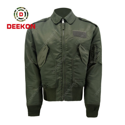 Military Jacket Factory Latest Design Hot Sales Comfortable Winter Military Army Men Jacket
