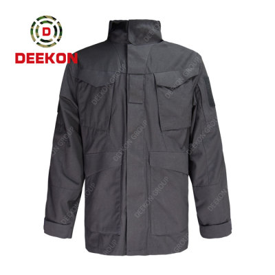 Deekon military jacket supply Safety Working Military Outdoor Warm Jacket for South Africa