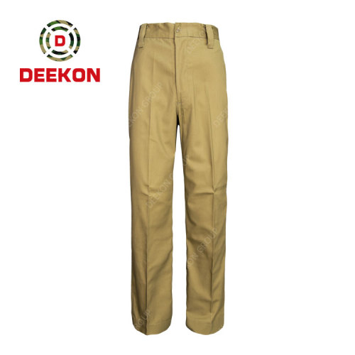 Deekon supply Military Customized Outdoor Soft Shell Army Tactical Solider Pants