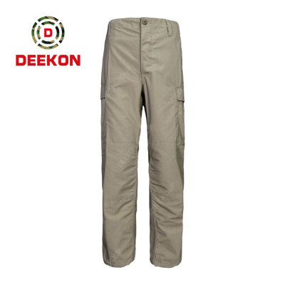 Deekon wholesale Military High Quality Multiple-pockets Workwear Clothes Military Uniform Working Pants