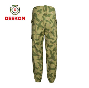 Deekon Factory for Kuwait Camouflage Military Army Tactical Trousers
