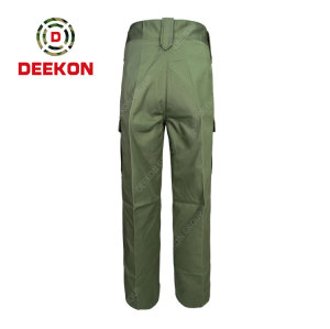 Deekon factory Custom Made Working Breathable Military Tactical Cargo Trousers