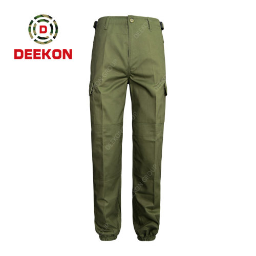 Deekon Supply 100% Cotton Army Military Style Trousers for Tactical using