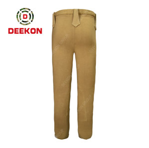 Deekon company New Men's Urban Tactical Quick-drying Outdoor Sports Trousers manufacure
