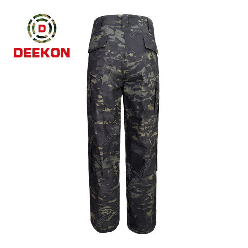 Military Tactical Panama Camouflage Army Tactical Trouser for the Soliders wholesale