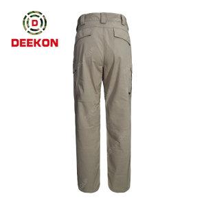 Deekon manufacture Military Tactical Panama Kakhi Color Tactical Trouser for Prision