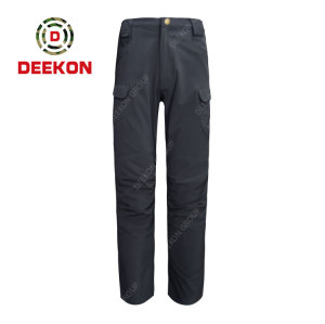 Deekon Factory Direct Many Pockets Fashion Design Tactical Trousers for Philippines
