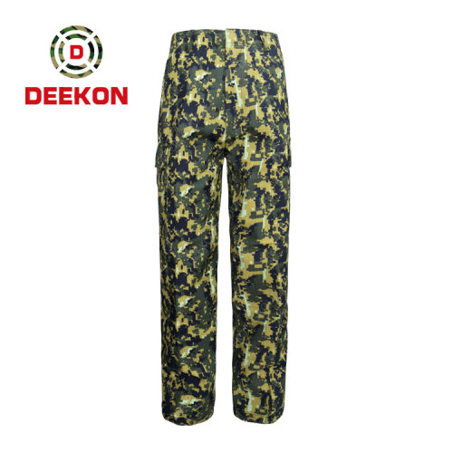 Deekon supply Military Summer TC Thailand Camouflage Pattern Custom Mens Tactical Trousers